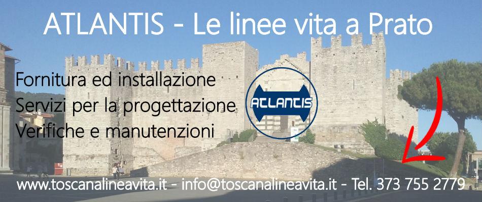ATLANTIS Linee Vita Prato