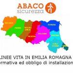 Linea vita Emilia Romagna