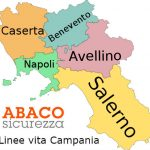 Linee vita Campania